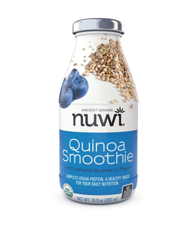 NUWI Quinoa Smoothie drink