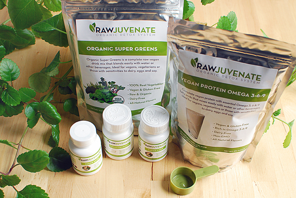 Rawjuvenate Vegan Detox