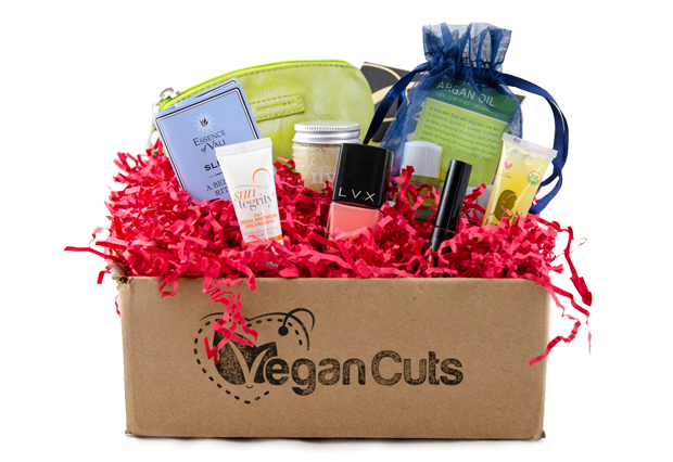 vegan cuts beauty box july roundup lvx giveaway closed vegan cuts. Black Bedroom Furniture Sets. Home Design Ideas