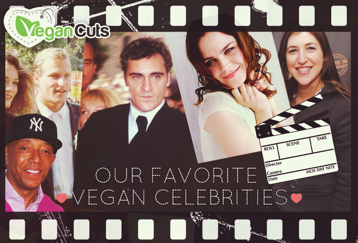 Our Favorite Vegan Celebrities