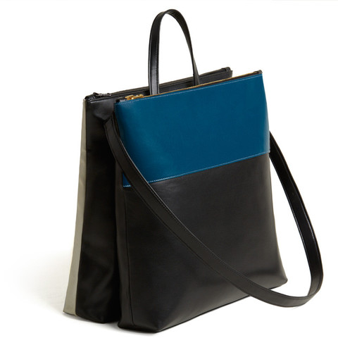 Color Block Bag - Freedom of Animals