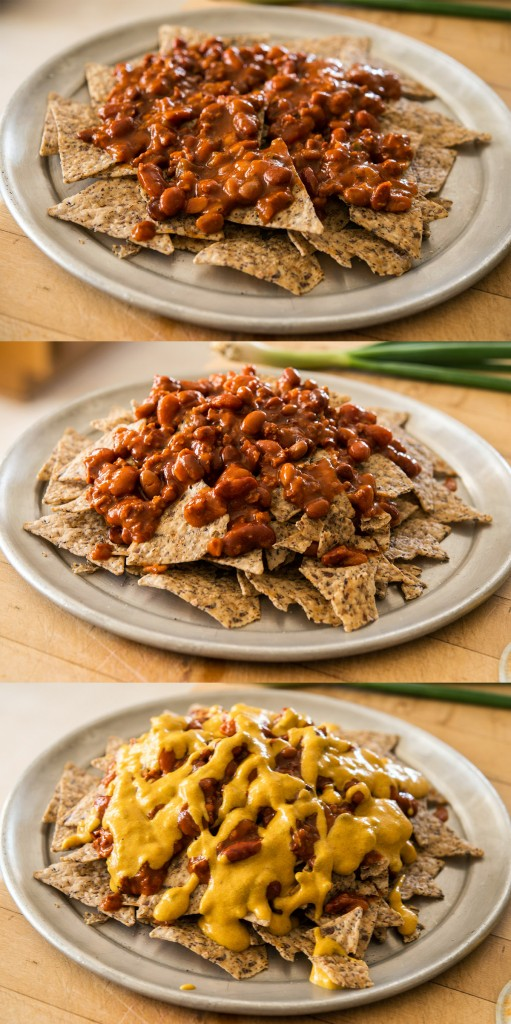Chipotle Chili Nacho Assembly