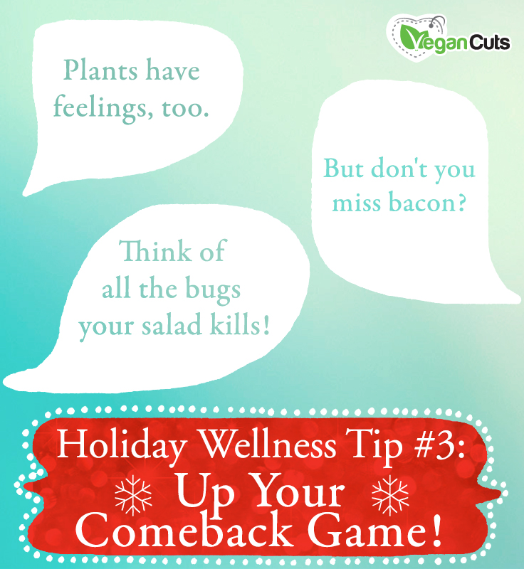Holiday Wellness Tip #4