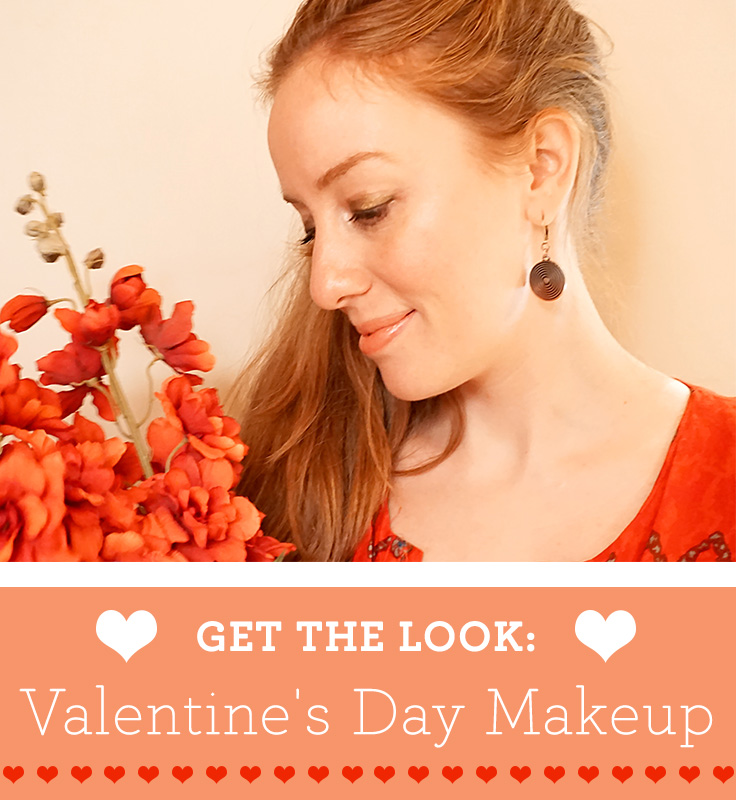 Get the Look: Valentine's Day Makeup