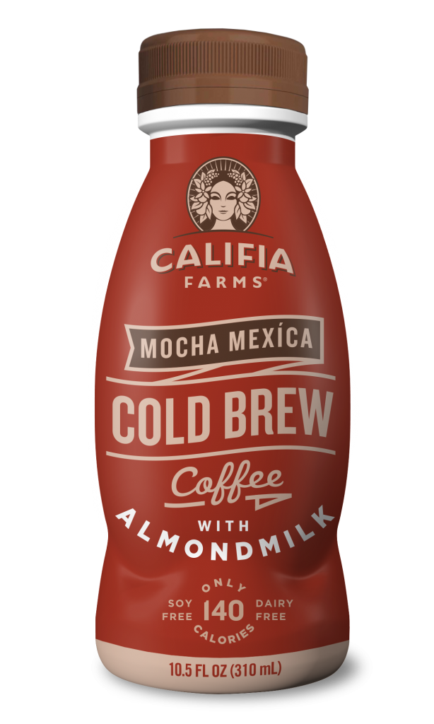 Califia Farms - Mocha Mexica Cold Brew Coffee