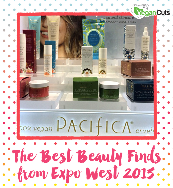 The Best Beauty Finds from Expo West 2015
