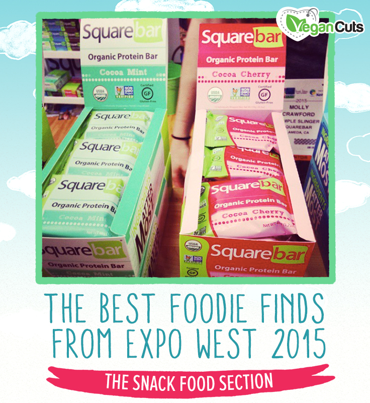 The Best Foodie Finds from Expo West 2015: the snack food section