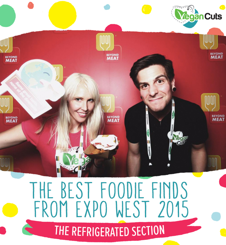 The Best Foodie Finds from Expo West 2015: the refrigerated section