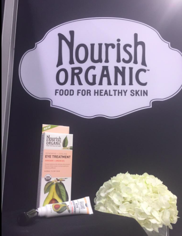 Nourish Organic - Renewing + Cooling Eye Treatment Cream