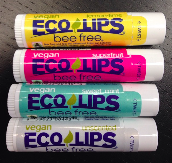 Eco Lips Bee Free Vegan Lip Balm