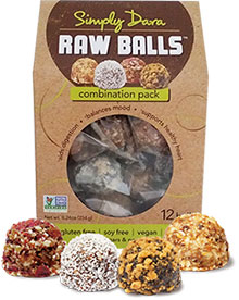Simply Dara Raw Balls