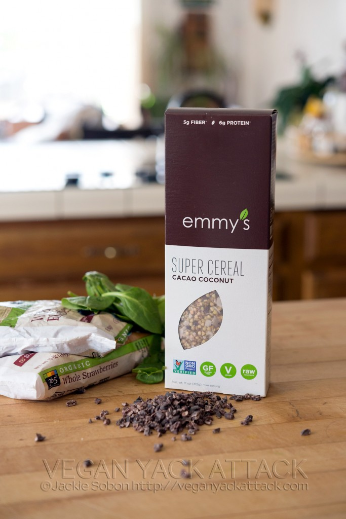 Emmy's Super Cereal Cacao Coconut