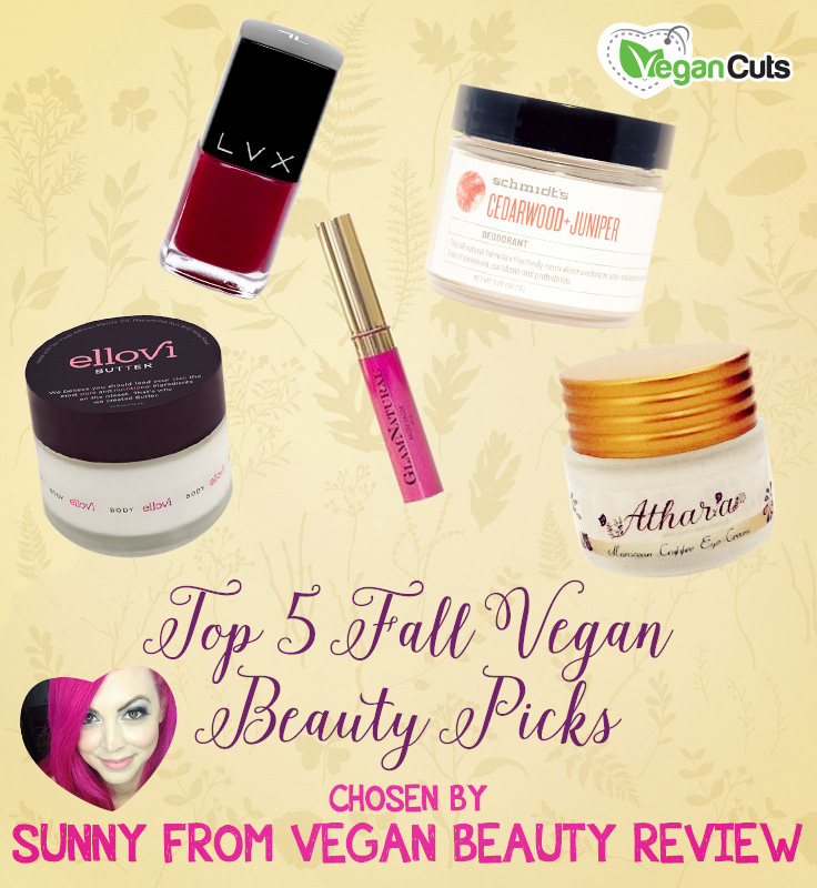 Sunny's Top Five Fall Picks