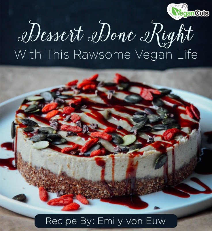 Rawsome Vegan Blog Header