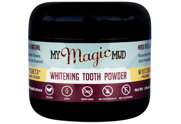 My Magic Mud Tooth Powder