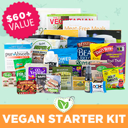 Vegan Starter Kit - $60+ Value